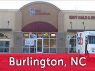Postal Connections Burlington