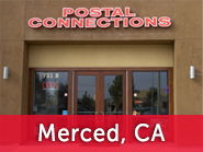 Postal Connections Merced