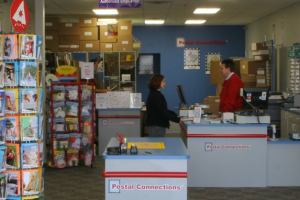Postal Connections, Postal Franchise, Shipping Franchise